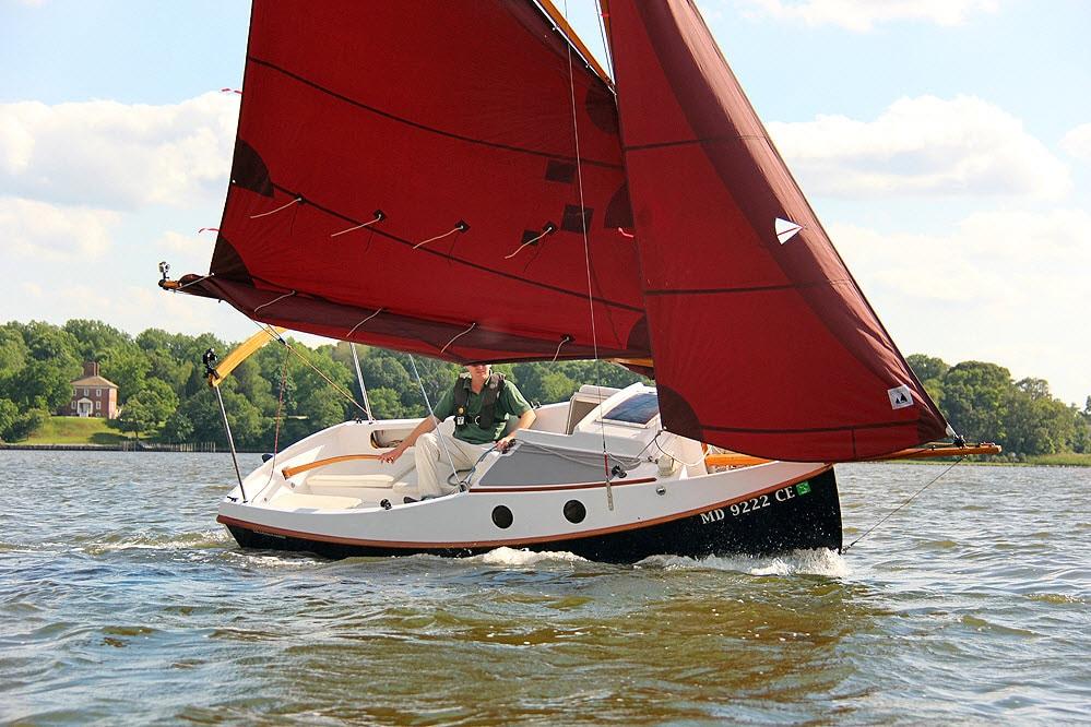 Es bleibt beim Pocketship von Chesapeake Light Craft