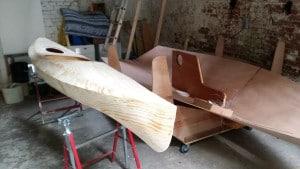 Meine beiden Bauprojekte: WoodDuck und Pocketship